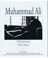 Muhammad Ali : A Thirty-Year Journey 1993 Hardcover Book Howard L. Bingham - $31.67
