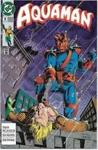 Aquaman Comic Book #8 Second Series DC Comics 1992 NEAR MINT NEW UNREAD - $2.99