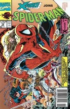 Spider-Man #16 Newsstand McFarlane Cover (1990-1998) Marvel Comics - $13.09