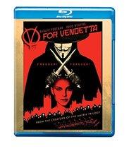 V for Vendetta [Blu-ray] (2005)
