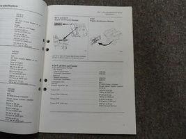 1980 Volvo Modelle Kraftstoff Motoren Wartung Service Shop Manuell Fabrik OEM image 6