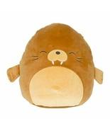 Squishmallow Kellytoy Sea Life 8 Inch Bruce The Walrus/Sea Lion- Super S... - $21.62