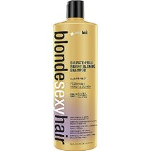 Sexy Hair BLONDE Sexy Hair Sulfate-Free BRIGHT Blonde Shampoo 33.8oz - $29.46