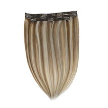 RUNATURE Clip in Extensions Real Human Remy Hair 20 Inches Clip Hair 50g, 3pcs G