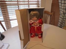 Precious Moments Weihnachten Strumpf Puppe Nothing Ist Süßer #4098 16th ... - $32.07