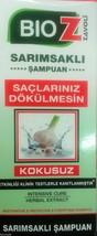 Bio Z Zavoli Garlic Shampoo Intensive Cure , Herbal Extract 250 Ml. - $36.99