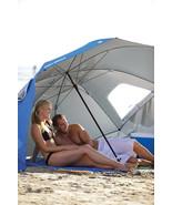 Sport-Brella Blue Portable Sun Shade Shelter Rain Tarp Canopy Beach Umbr... - $68.97
