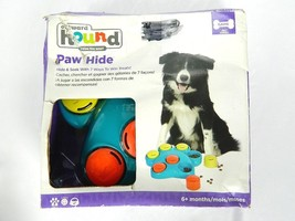 Outward Hound PAW HIDE Dog Interactive Toy Treat Dispensing Game Large B... - $32.44 CAD