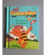 WUZZLES COLLECTOR SERIES BOOK  #4 WIN ONE FOR BUMBLELION 1984 - $9.99