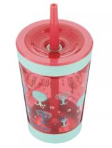 Contigo Kids 14oz Spill-Proof Tumbler with Straw Pink Adventure Children Bottle image 3