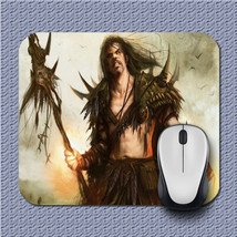 Barbarian Art Mouse pad New Inspirated Mouse Mats Ac8 - $6.99