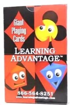 Learning Advantage  Playing Cards - $5.90