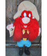 Yosemite Sam Plush Looney Tunes Doll 1994 - $18.95
