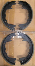 Set of 4 Ford F-250 Brake Shoes Bendix 358 2530-01-035-8451 1973-2002 - $51.05