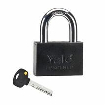 "YALE PADLOCK  HIGH SECURITY 3/8""  GATE GARAGE SHUTTER SHED   - $44.45"