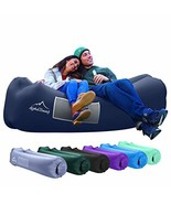 Inflatable Lounger - Best Air Lounger for Travelling, Camping, Hiking - ... - $60.99+