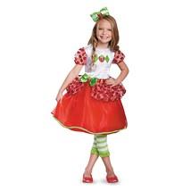 Disguise Strawberry Shortcake Deluxe Costume, Medium 7-8 - $34.35