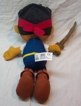 """Jake and the Neverland Pirates TALKING JAKE PIRATE 13"""" Plush Stuffed Toy image 2"""