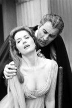 Christopher Lee and Barbara Shelley in Dracula: Prince of Darkness 18x24 Poster - $23.99