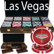 500 Ct - Pre-Packaged - Las Vegas 14 G - Walnut Case - $120.21