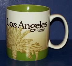 Wonderful 2009 Starbucks Coffee Collector Series Los Angeles 16 Oz Mug - $44.54