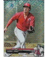 2017 BOWMAN CHROME MEGA BOX MOJO BCP67 JAHMAI JONES RC ANGELS FREE SHIP - $2.99