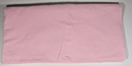 Circo Receiving Blanket 29x28in Pink Polka Dot Security Lovey Baby White... - $9.99