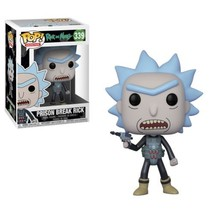 Rick and Morty TV Series Prison Escape Rick Vinyl POP! Figure Toy #339 F... - $12.55