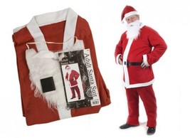 5 Piece Santa Suit Costume - $17.59
