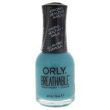 Orly Breathable Nail Color, Detox My Socks Off, 0.6 Fluid Ounce - $9.01
