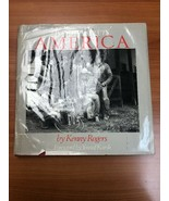 1st EDITION 1st PRINT Kenny Rogers' America Photographs by Kenny - $6.99