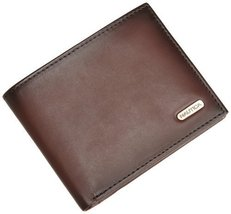 Nautica Men's Crunch Passcase Wallet with Removable Card Holder