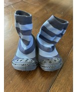 Toddler Crocs Sock Shoe Boys Size 8 EUC - $9.89