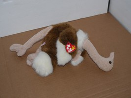 """1998 Stretch 10"""" Retired Ty Beanie Baby Very Rare Misspelled Swing Tag (... - $17.63"""