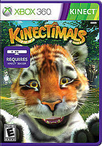 Kinectimals (Microsoft Xbox 360, 2010) Complete VGC - $4.15