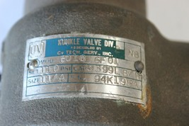 """Kunkle Valve 6010-GF01 Safety Relief Valve 1 1/4"""" 110psi New image 2"""