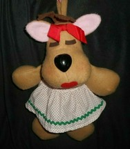 """14"""" Vintage Hallmark Rhonda Reno Calcetín de Navidad Peluche Plush Toy - $30.73"""