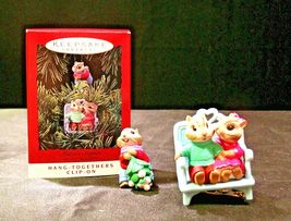 Hallmark Handcrafted Ornaments AA-191771G Collectible ( 3 pieces ) image 4