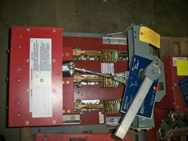 BLO32160 1600A 3ph 240V Red Insulator Square D Switch Used E-OK - $2,750.00