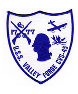 CVS-45 USS Valley Forge Patch - $8.95+