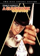 Clockwork Orange DVD 2 Disc Special Edition ( Ex Cond.) - $12.80
