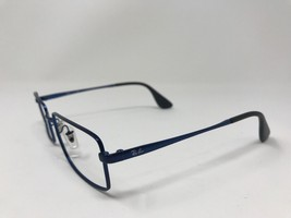 RAY-BAN RB 6337M 2510 BLUE EYEGLASSES AUTHENTIC 53-16 BX36 - $55.62
