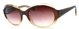 Oliver Peoples Merce DEB Women's Sunglasses Honey Brown / Brown Gradient JAPAN - $59.30