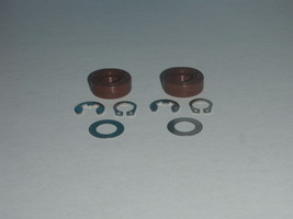 Bifinett Kompernass Bread Maker H-Duty Pan Seal Kits for Model KH2230 (7... - $25.23