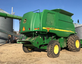 John Deere 9750 Combine For Sale In Dodge City, KS 67801 image 2
