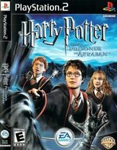 Harry Potter and the Prisoner of Azkaban (Sony PlayStation 2, 2004)PS2 w... - $13.45