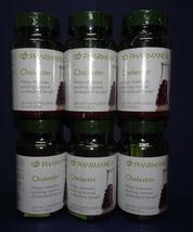 Six pack: Nu Skin Nuskin Pharmanex Cholestin 30 Softgels SEALED x6 - $294.00
