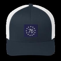 Betsy Ross hat / betsy Ross Trucker Cap image 9