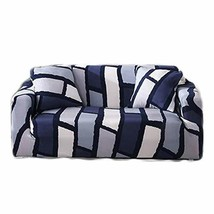 George Jimmy Double Sofa Cover Modern Elastic Sofa Couch Throws Slipcovers Non-S - $61.90