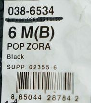 ELD 0386534 Pop Zora Zip Up Sandal Color Black Size 6M image 5